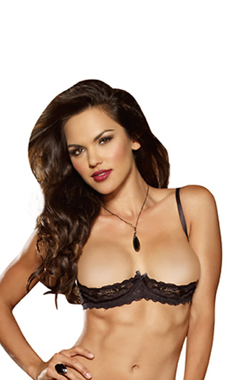 FallSweet Padded Push Up Bras Add Two Cups Brassiere